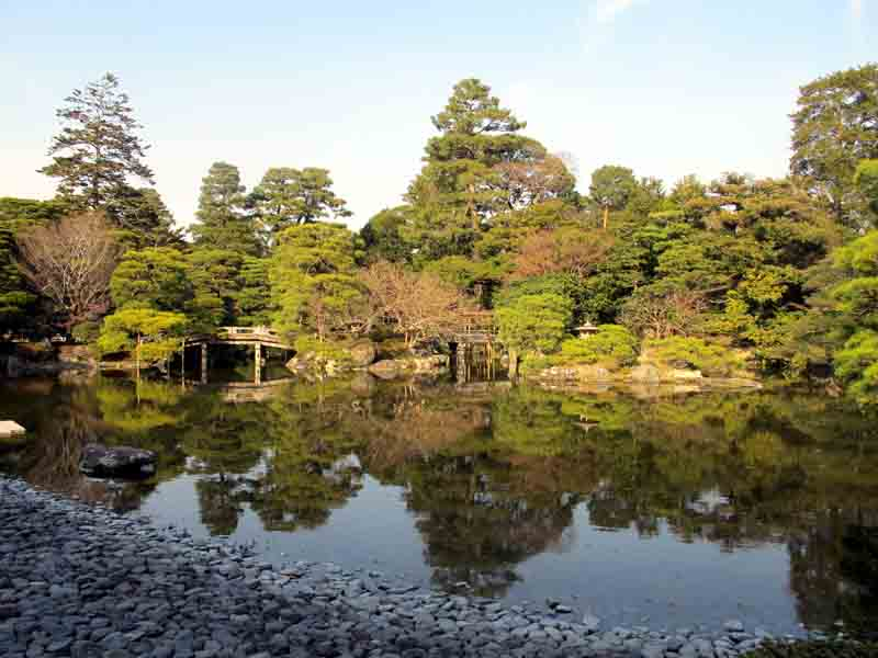 Kyoto Imperial Park