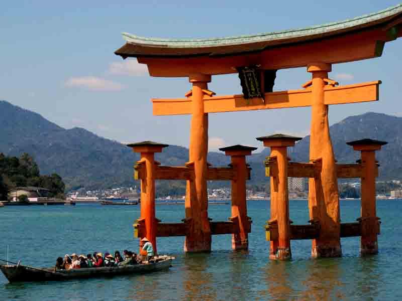 Hiroshima Miyajima Island