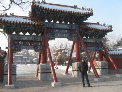 Temple of Confucios