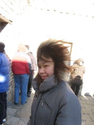 Windy Sarah
