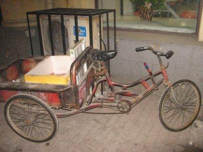 Chinese vehicle