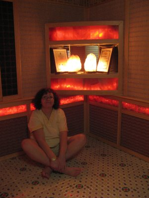 Korean sauna