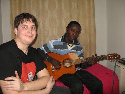 我们会吉他