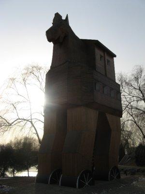 Genuine Trojan Horse