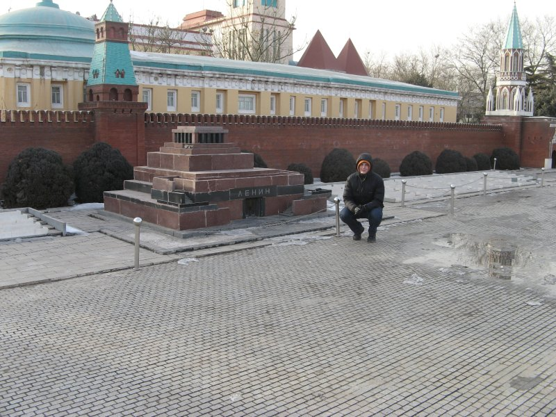 There was a miniredsquare, but no Saint-Petersburg