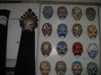 Peking Opera Masks