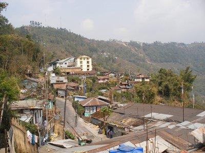 Makaibari village