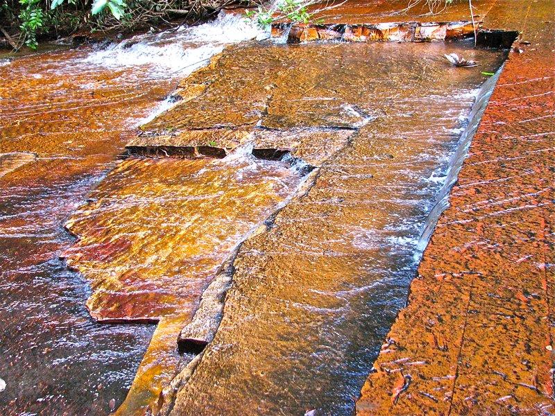 Quebrada de Jaspe, Canaima National Park, Venezuela