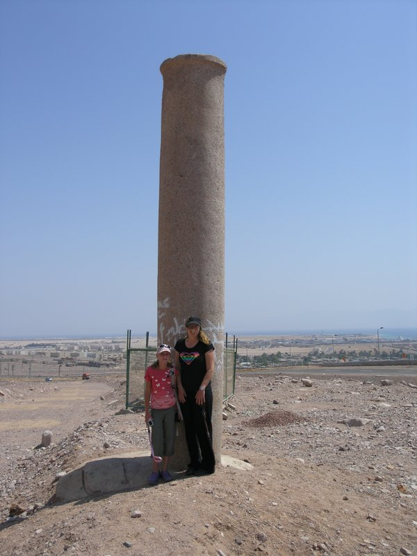King Solomons Monument at Nuweiba