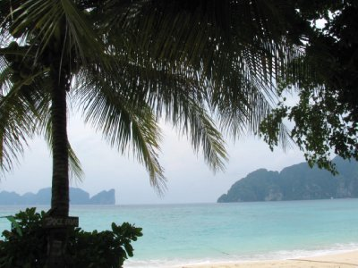 View from Koh Phi Phi