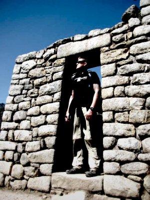 MAX conquers Machu Picchu