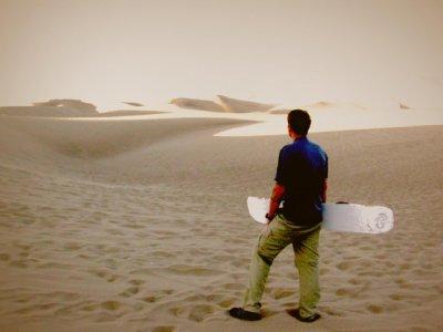 Max Sandboards, Ica Peru