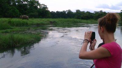 Taking Pics in Nepal
