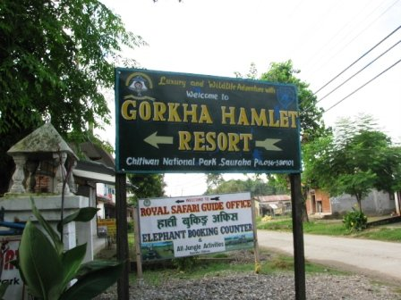 Gorka Resort, Chitwan National Park
