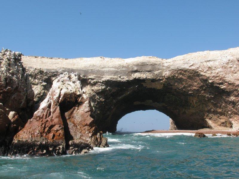 islas ballestas paracas peru