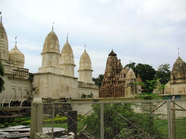 Temples and More Temples