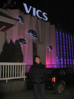 …VICS, another famous night club in Beijing ,which the young favors.