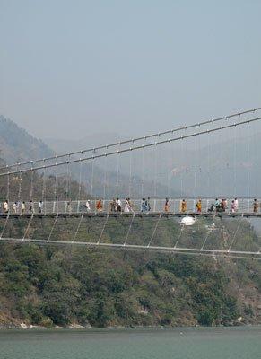Ram-jula-bridge