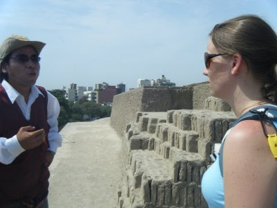 Huaca Pucllana Tour Guide
