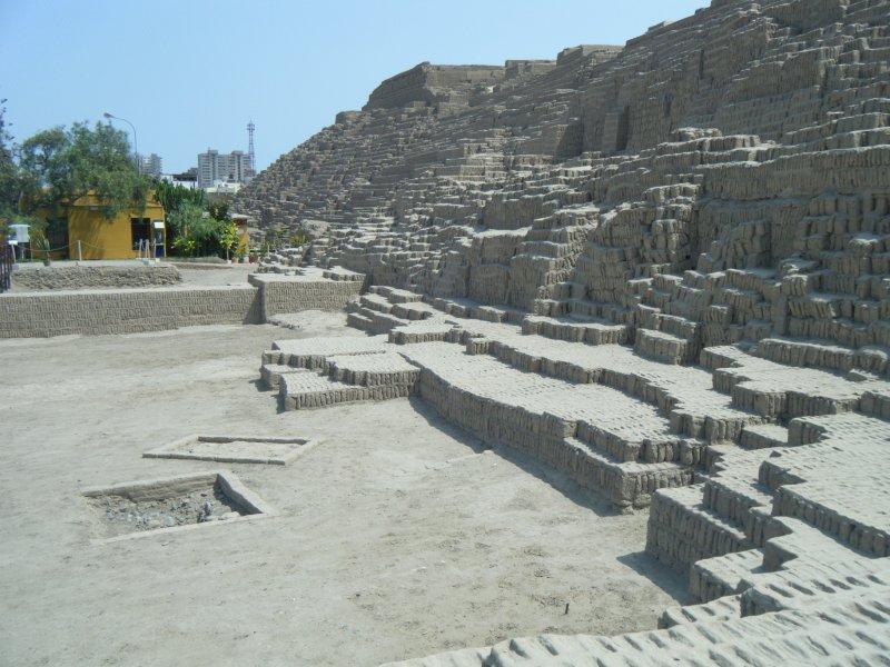 Sacrifices Huaca Pucllana