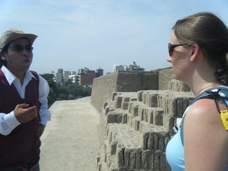 Huaca Pucllana Tour Guide