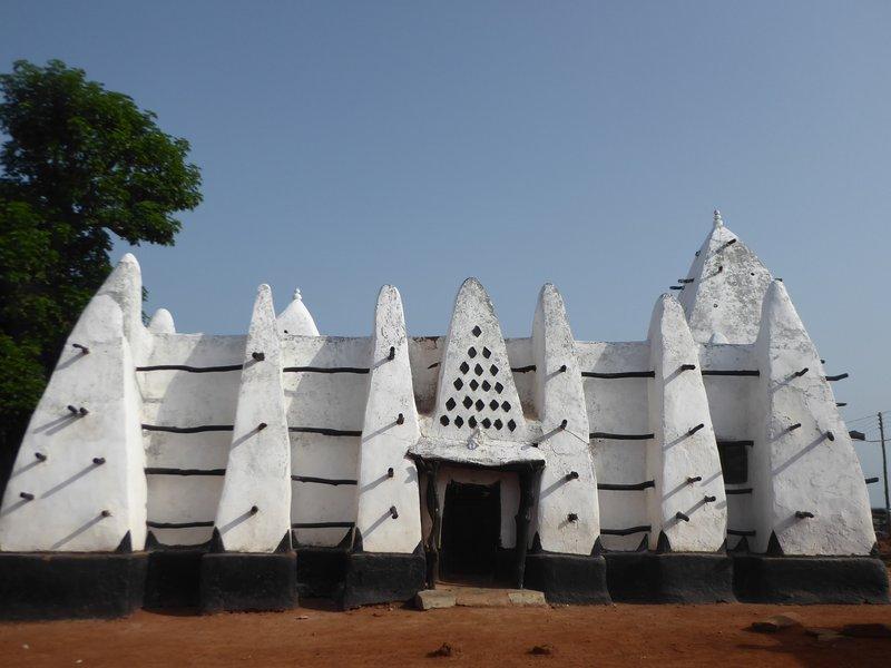 Larabanga mosque