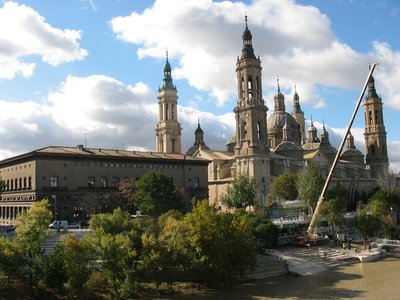 The Zaragoza Main Cathedral
