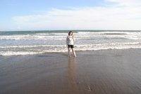 Beach in Kamakura