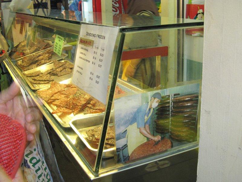Halal Dendeng... Barbeque meat