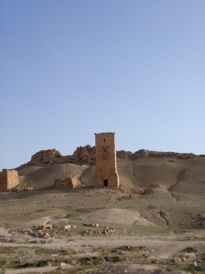 Palmyra - Tower of Yemliko