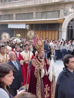 Easter in Aleppo