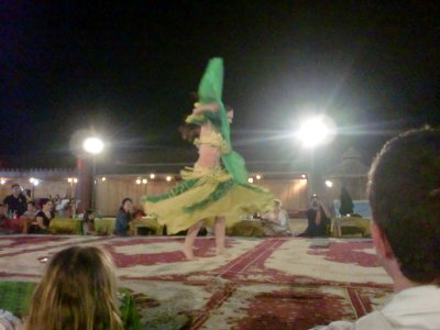 Arabian Nights - Belly Dancing