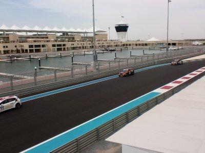 Yas Island Marina Grand Prix circuit