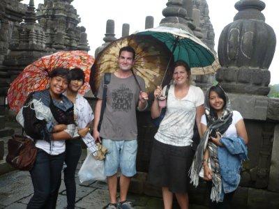@ Prambanan (hindu) temple