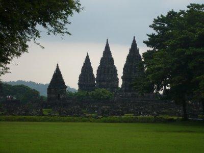 Prambanan (hindu) temple