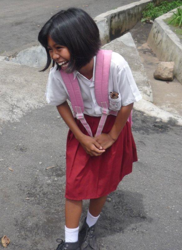 Batuputih Elementary School Student