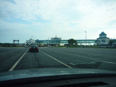 Cape May Lews Car Ferry 1