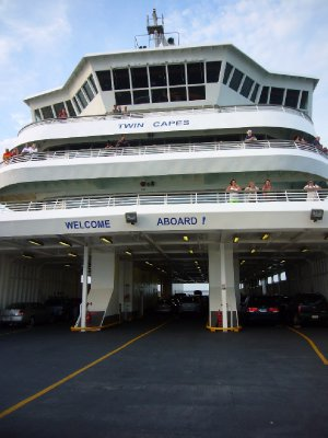 Cape May Lews Car Ferry 7