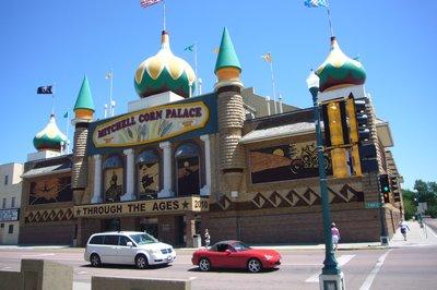 The Corn Palace - Mitchell SD