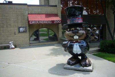 The Groundhog Zoo
