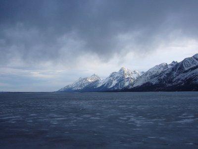 Yellowstone Lake May 17, 2010