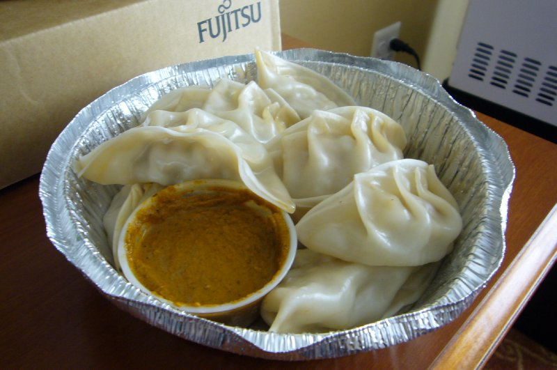 Chicken Momo Himalaya House Baltimore