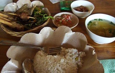 Fish Satay