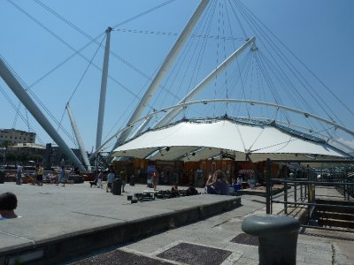 Genoa waterfront