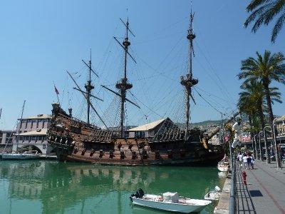 The Italian Navy!