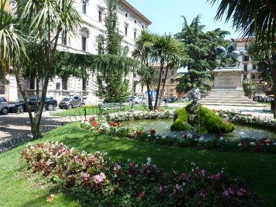 Perugia square