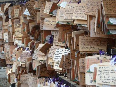 Prayer tablets, Tosho-gu shrine