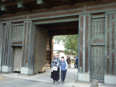 Kikyo-mon gate