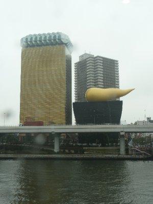 Asahi's Golden Sperm