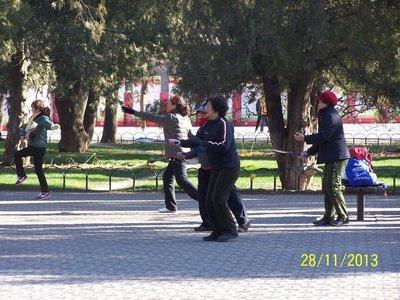 Parque Templo del Cielo, Beijing